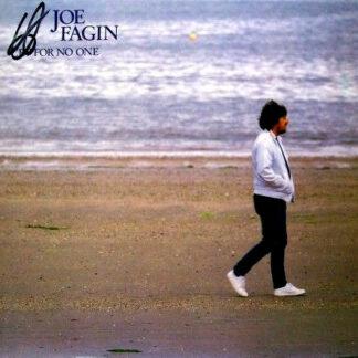 Joe Fagin - Cry For No One (LP, Album)