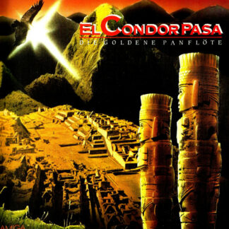 Thomas Christoph - El Condor Pasa - Die Goldene Panflöte (LP, Album)