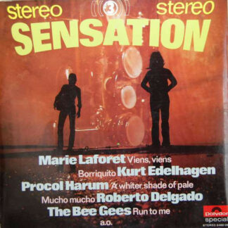 Various - Stereo Sensation 3 (LP, Comp)