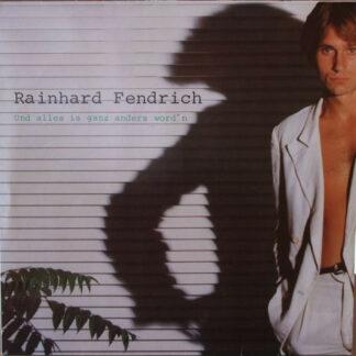 Rainhard Fendrich - Und Alles Is Ganz Anders Word'n (LP, Album)