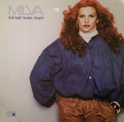 Milva - Ich Hab' Keine Angst (LP, Album)