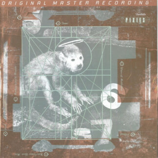 Pixies - Doolittle (LP, Album, Ltd, Num, RE, RM, S/Edition, 180)