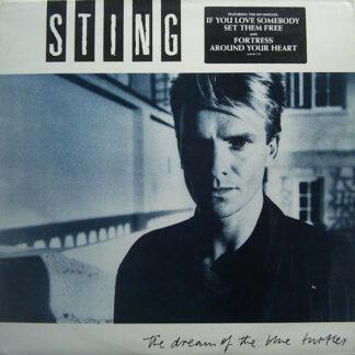 Sting - The Dream Of The Blue Turtles (LP, Album)