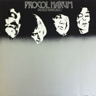 Procol Harum - Broken Barricades (LP, Album, RE)