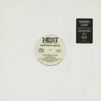 """Northern Lights (3) - Confessions Of A Raver (12"""", Promo)"""