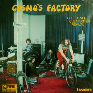 Creedence Clearwater Revival - Cosmo's Factory (LP, Album, Gat)