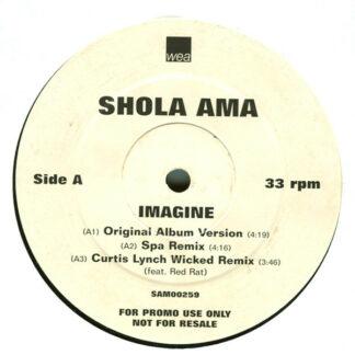 Shola Ama - Imagine (12