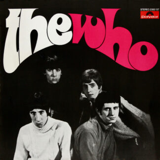 The Who - The Who (LP, Album, RP)