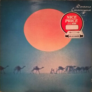 Santana - Caravanserai (LP, Album, RE)