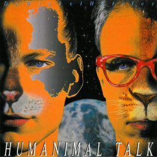 DeWinkel* - Hattler* - Humanimal Talk (LP, Album)