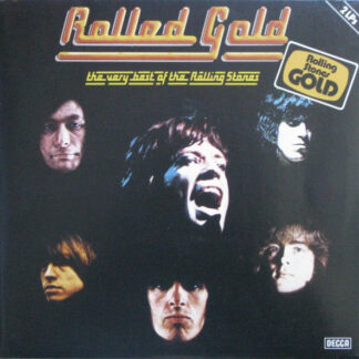 The Rolling Stones - Rolled Gold - The Very Best Of The Rolling Stones (2xLP, Comp, RE)