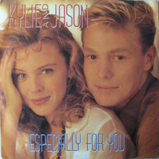 """Kylie* And Jason* - Especially For You (7"""", Single)"""