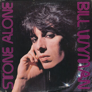 Bill Wyman - Stone Alone (LP, Album, MO)