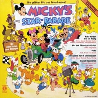 Various - Micky's Star-Parade (LP, RE)