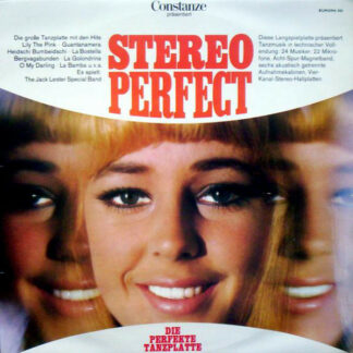 The Jack Lester Special Band - Stereo Perfect (LP, Album)
