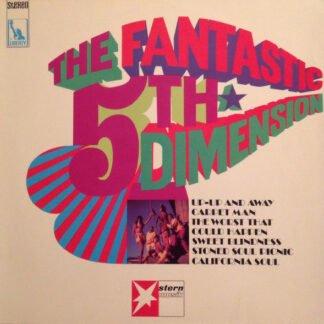 The 5th Dimension* - The Fantastic 5th Dimension (LP, Comp)