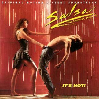 Various - Salsa The Motion Picture (Original Motion Picture Soundtrack) It's Hot! (LP, Comp)