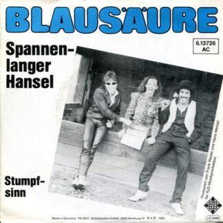 Blausäure - Spannenlanger Hansel (7