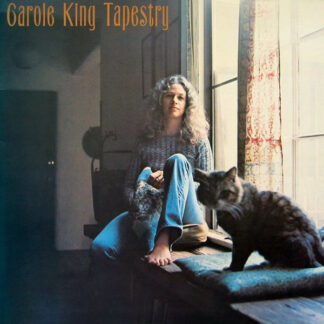 Carole King - Tapestry (LP, Album, RE, Gat)