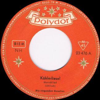Die Singenden Gesellen - Köhlerliesel (7