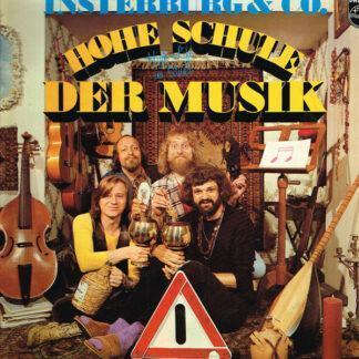 Insterburg & Co.* - Hohe Schule Der Musik (LP, Album)