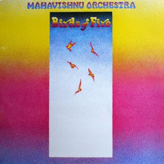 Mahavishnu Orchestra - Birds Of Fire (LP, Album)