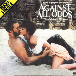 """Phil Collins - Against All Odds (Take A Look At Me Now) (12"""", Maxi)"""