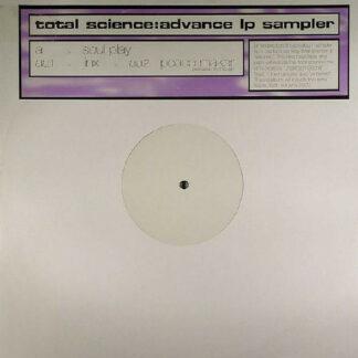 """Total Science - Advance (LP Sampler) (12"""", Smplr, W/Lbl)"""