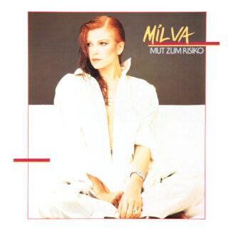 Milva - Mut Zum Risiko (LP, Album)