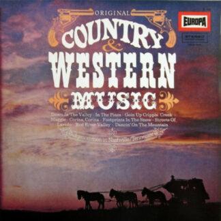 The Nashville Gamblers - The Westward Wanderers - Original Country & Western Music (LP)
