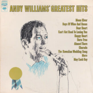 Andy Williams - Andy Williams' Greatest Hits (LP, Comp, San)