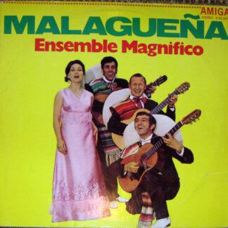 Ensemble Magnifico - Malaguena (LP)