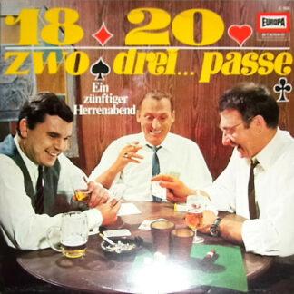 Various - 18 - 20 - Zwo - Drei - Passe (LP)
