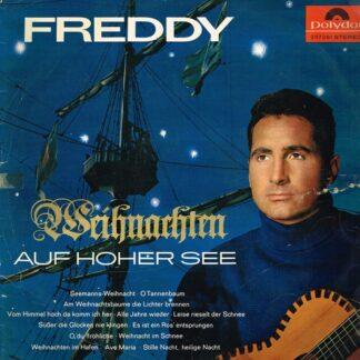 Freddy* - Weihnachten Auf Hoher See (LP, Album)