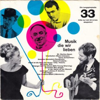 "Various - Musik Die Wir Lieben (7"", Club, Promo, Smplr, Top)"