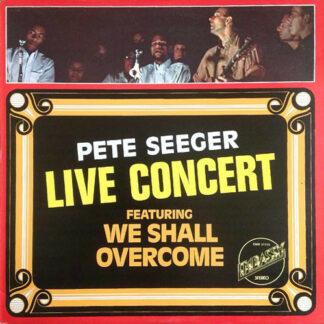 Pete Seeger - Live Concert (LP)