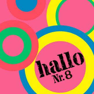 Various - Hallo Nr. 8 (LP, Comp)