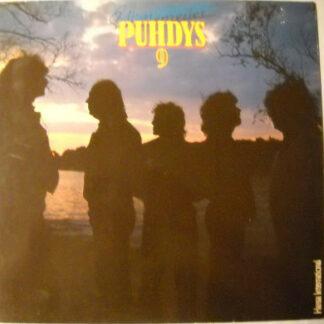 Puhdys - Puhdys 9: Schattenreiter (LP)