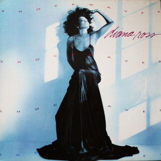 "Diana Ross - Shockwaves (12"")"