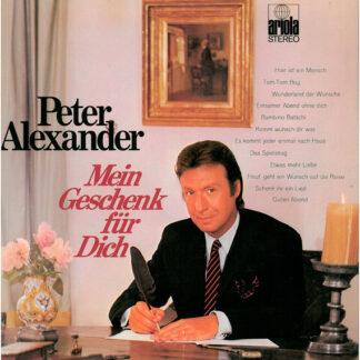Peter Alexander - Mein Geschenk Für Dich (LP, Album)