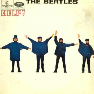 The Beatles - Help! (LP, Album, RE)