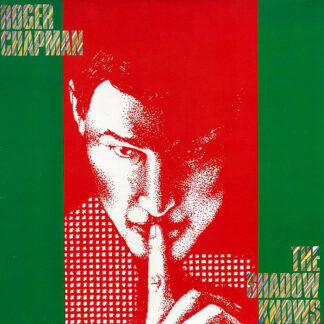 Roger Chapman - The Shadow Knows (LP, Album, Gat)