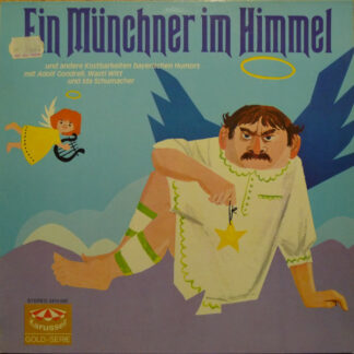 Various - Ein Münchner Im Himmel (LP, Comp)