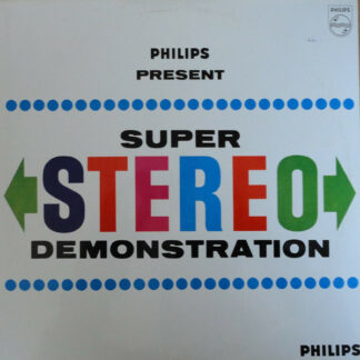 Various - Super Stereo Demonstration (LP, Comp)