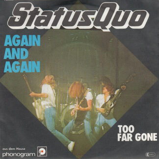 "Status Quo - Again And Again (7"", Single)"