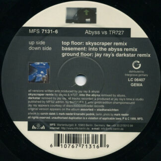 Abyss (3) vs TR727 - Elevator (12