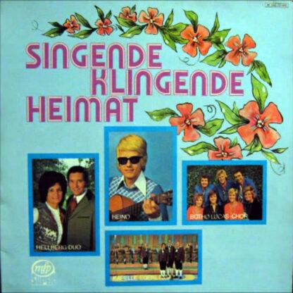 Various - Singende Klingende Heimat (LP, Comp)