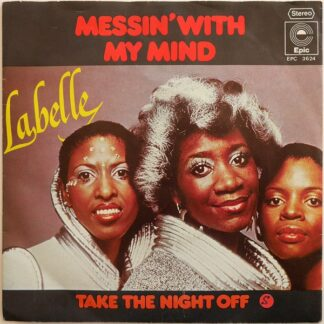 """LaBelle - Messin With My Mind / Take The Night Off (7"""", Single)"""