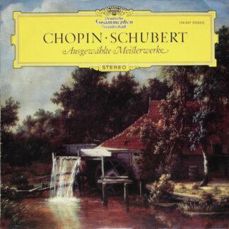 Chopin* · Schubert* - Ausgewählte Meisterwerke (LP, Promo)