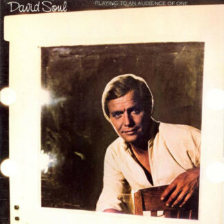 David Soul - Playing To An Audience Of One (LP, Gat)